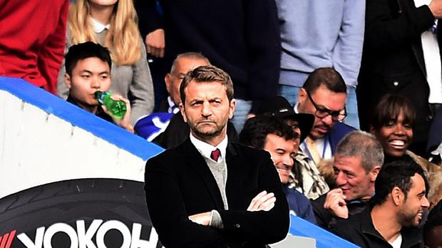 Manager Tim Sherwood is prepared to