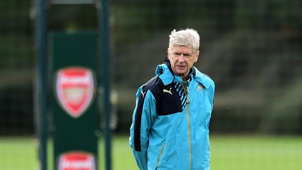Arsenal manager Arsene Wenger, pictured, knows his side must raise their game against Bayern Munich in the Champions League.