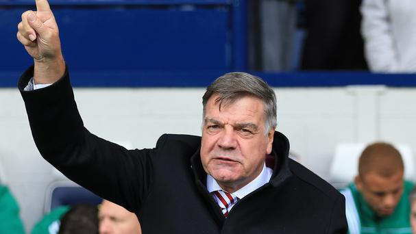 Sam Allardyce is desperate not to surrender Sunderland's derby stranglehold over Newcastle