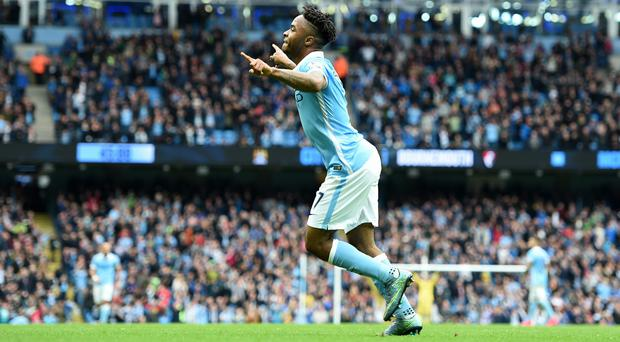 Raheem Sterling swapped Liverpool for Manchester City in July