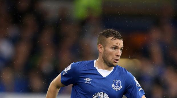 Everton's Tom Cleverley could make his comeback from injury against Arsenal.