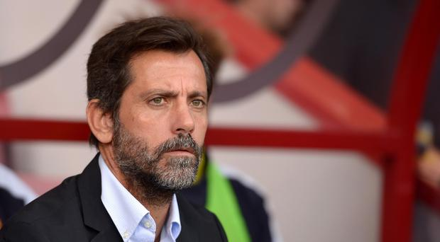 Quique Flores, pictured, remembers Mark Hughes as a tough opponent