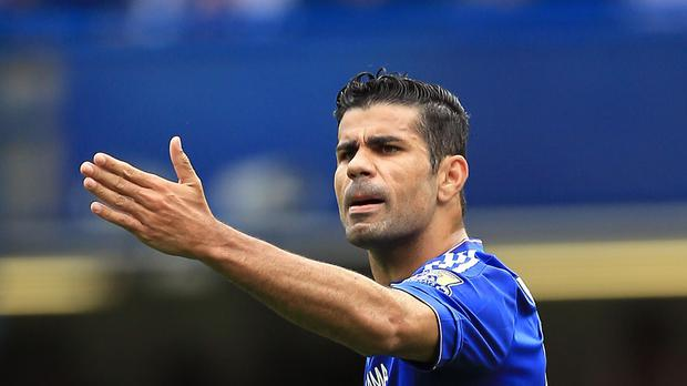 Chelsea's Diego Costa is not going to change his approach