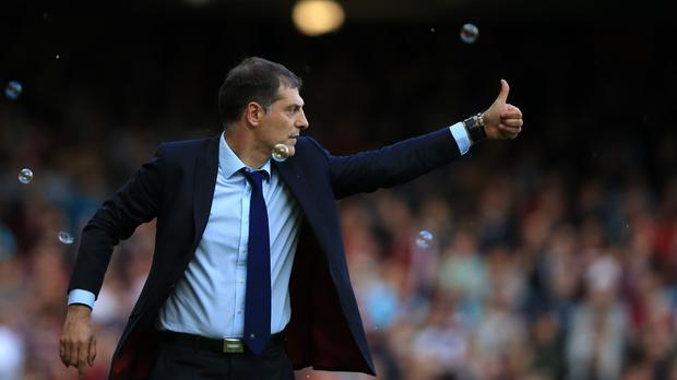 Slaven Bilic has guided West Ham up to fourth in the Premier League
