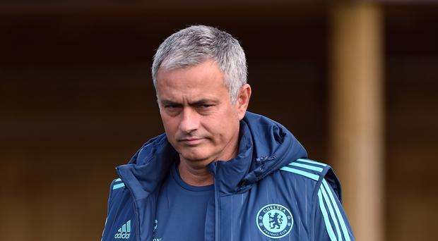 Jose Mourinho is thinking only about the football