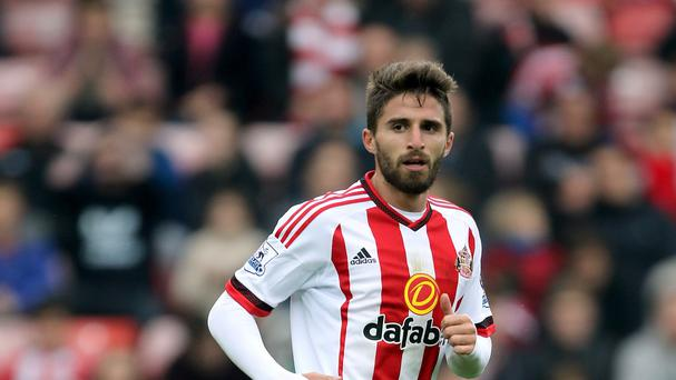 Sunderland striker Fabio Borini is targetting a sixth successive derby victory