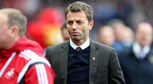 Tim Sherwood has a solution if the Villa board calls to sack him:
