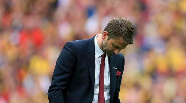 Tim Sherwood left Aston Villa after just 28 games in charge having replaced Paul Lambert in February.