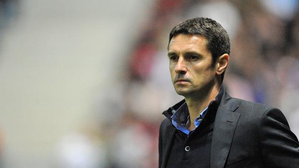 Remi Garde has been linked with the managerial vacancy at Aston Villa