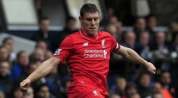 Vice-captain James Milner is keen to avoid Liverpool's run of draws becoming a mental problem