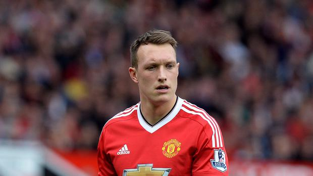 Phil Jones has had horrendous luck with injuries