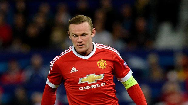 Rooney has been at Manchester United for over 11 years