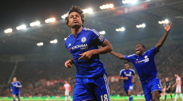 Loic Remy scored Chelsea's late equaliser in their Capital One Cup fourth-round clash with Stoke