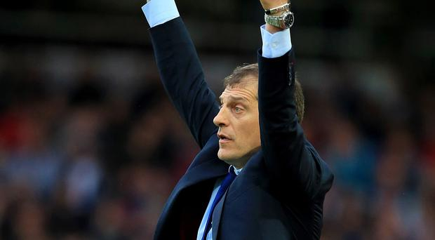 Slaven Bilic has guided West Ham to third place in the Premier League.