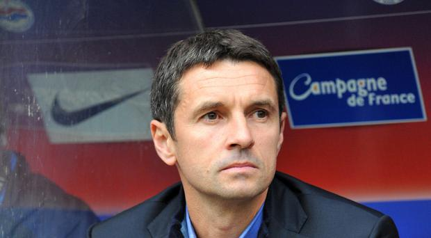 Former Lyon manager Remi Garde is the favourite to take over at Aston Villa
