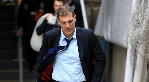 Slaven Bilic has guided West Ham to third in the Premier League