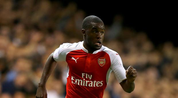 Arsenal manager Arsene Wenger is convinced Joel Campbell, pictured, can play a big part this season.