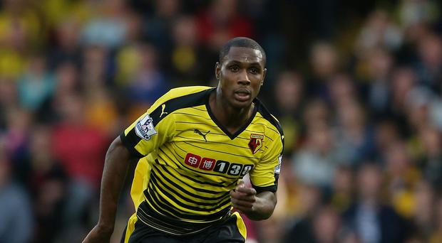 Watford's Odion ran riot against West Ham