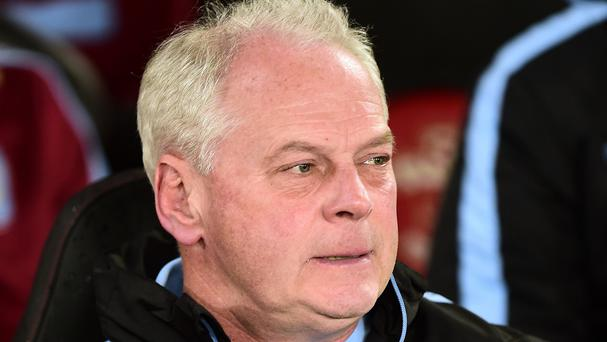 Aston Villa caretaker manager Kevin MacDonald took over from the sacked Tim Sherwood