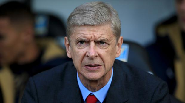 Arsenal manager Arsene Wenger was delighted with his side's second half showing in their 3-0 win at Swansea.