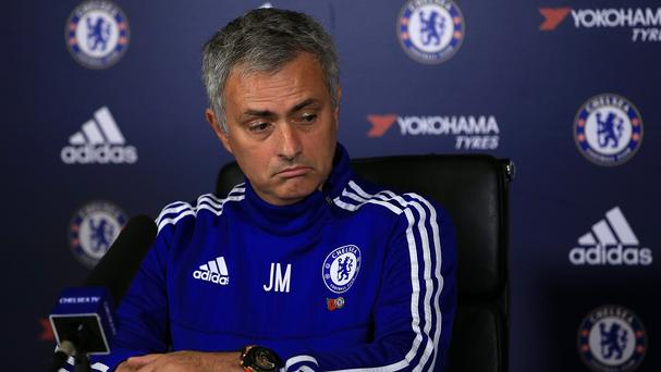 Jose Mourinho faces another testing week in charge of Chelsea
