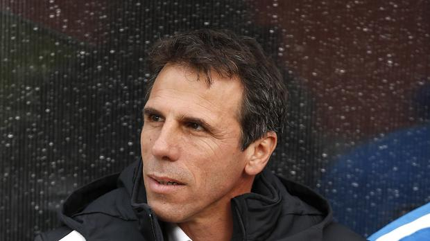 Gianfranco Zola has managed Watford and West Ham and is currently coaching in Qatar.