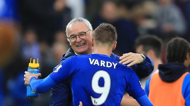 Leicester manager Claudio Ranieri says Jamie Vardy will do what is best for the Foxes and for England