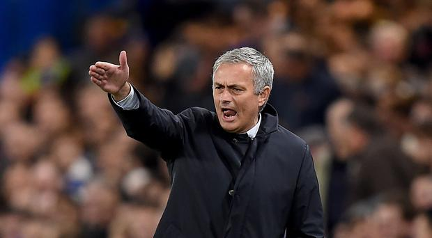 Chelsea manager Jose Mourinho is considering whether to appeal against the stadium ban which forbids him from going to Stoke on Saturday