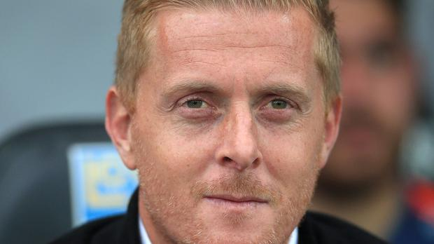 Swansea boss Garry Monk saw his side lose 3-0 at home to Arsenal in their last league game