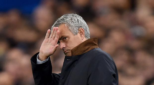 Jose Mourinho will not be allowed inside the Britannia Stadium