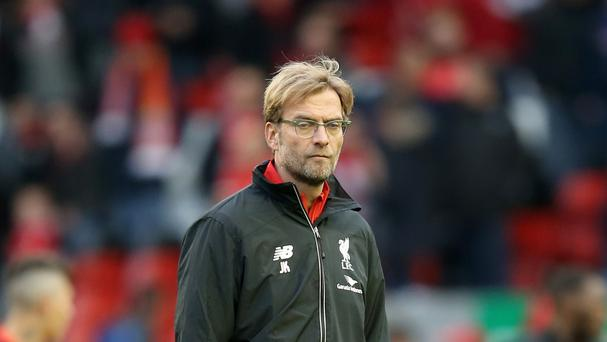 Liverpool manager Jurgen Klopp is unconcerned by his side's recent form against Crystal Palace