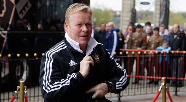 Southampton manager Ronald Koeman would love for his side to experience the Europa League again