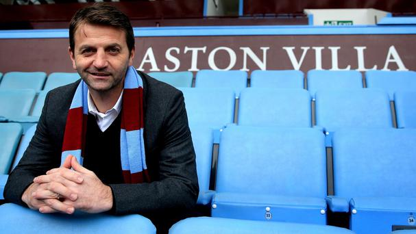 Tim Sherwood says he did not have the final word on signings during his time at Aston Villa