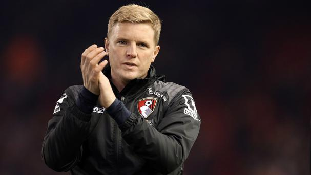 Eddie Howe will not alter Bournemouth's style of play