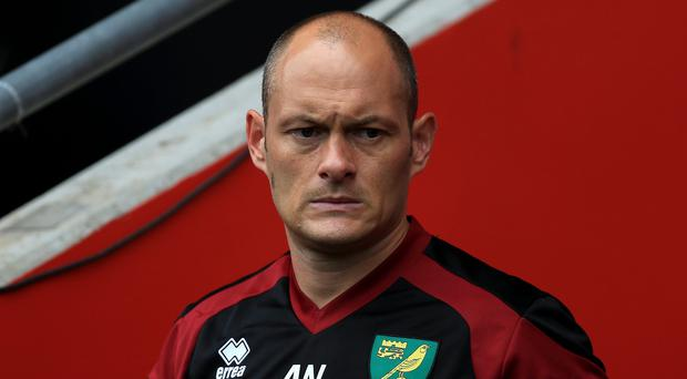 Alex Neil reorganised his Norwich team for Saturday's defeat of Swansea