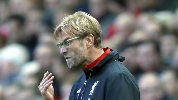 Liverpool manager Jurgen Klopp has called for his players to give fans something to stay for.