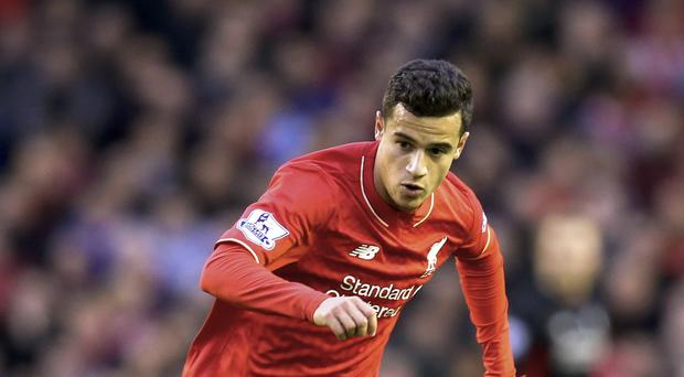 Liverpool's Philippe Coutinho insists the players are working hard to get things right in training.