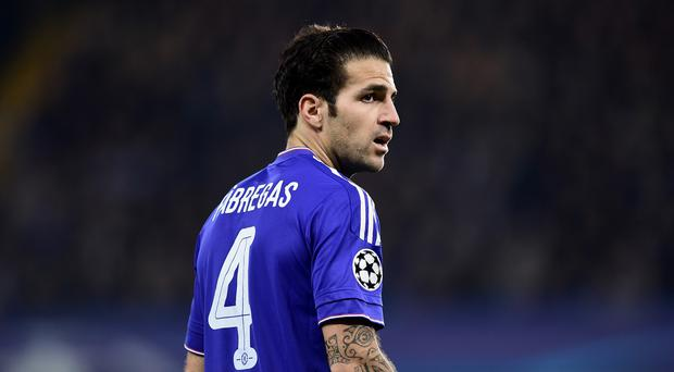 Cesc Fabregas and Chelsea have endured a miserable start to the season