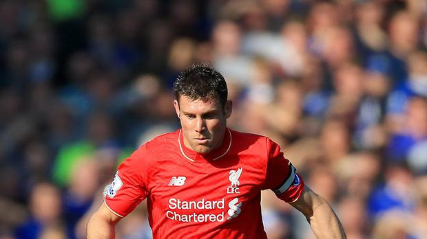 James Milner has returned to training after a hamstring injury