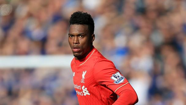Liverpool striker Daniel Sturridge has returned to full training with the rest of the squad.