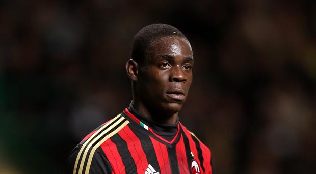 Liverpool loanee Mario Balotelli has made just four appearances since returning to AC Milan
