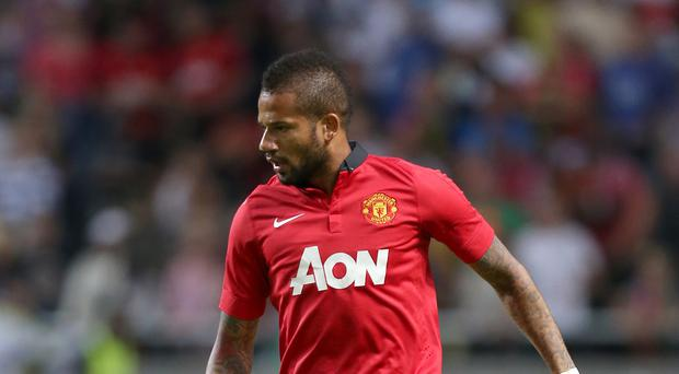 Bebe made only seven appearances for Manchester United, scoring twice.