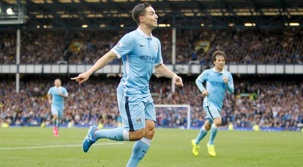 Manchester City's Samir Nasri has vowed to come back stronger after injury
