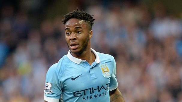 Manchester City's Raheem Sterling is set to face former club Liverpool this weekend