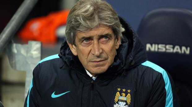 Manchester City manager Manuel Pellegrini said his side were a