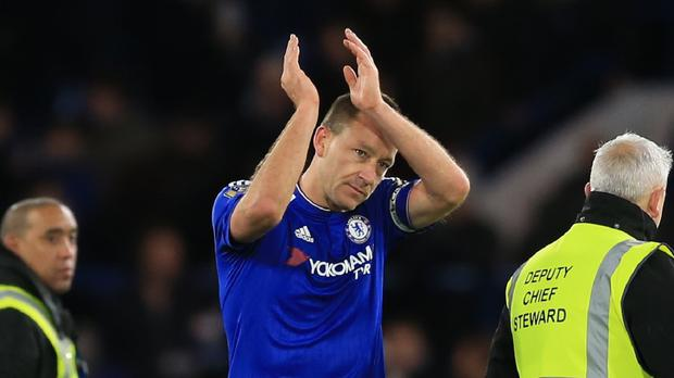 Captain John Terry hopes Chelsea's defeat of Norwich is the catalyst for a strong run
