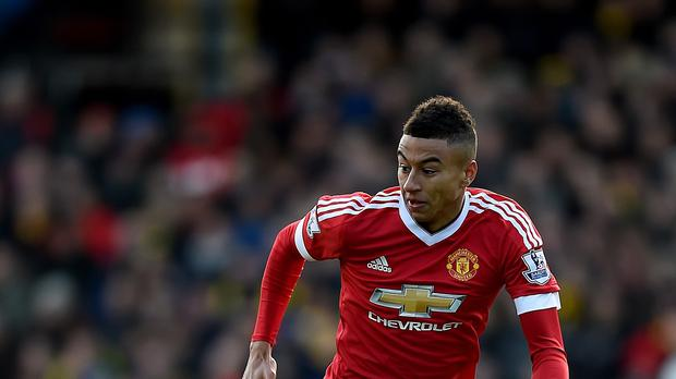 Jesse Lingard helped Manchester United to a 2-1 win over Watford on Saturday.
