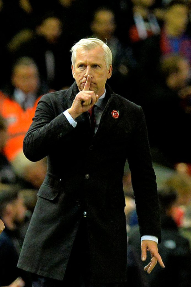Alan Pardew expects a difficult match against Sunderland