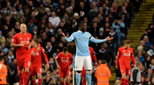 Manchester City defender Bacary Sagna was emotionally affected by the Paris terror attacks