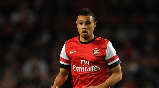 Arsenal's Francis Coquelin faces at least two months out with a knee injury